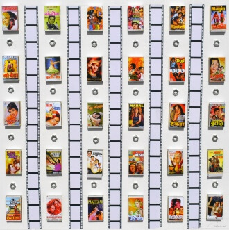 Bollywood-on-a-matchbox-by-Sumit-Mehndiratta-Fresh-Easel